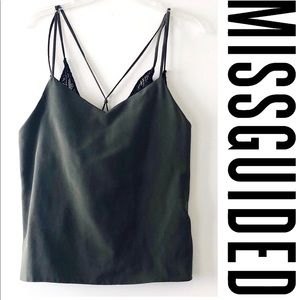 🔥SALE. NWT Missguided Tank Top